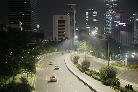Philips CityTouch in Jakarta, Indonesia