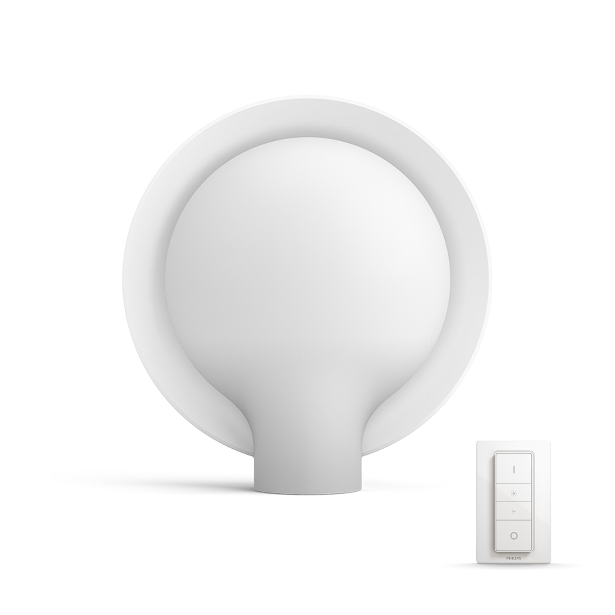 Philips White Ambiance Felicity table lamp