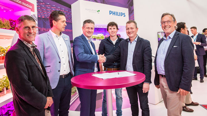 Light4Food joins Philips Horticulture