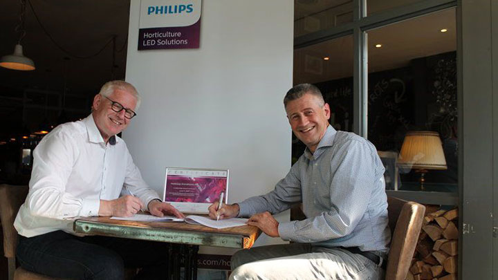 Philips Lighting Horticulture LED Solutions adds Horticoop Scandinavia A/S to its Partner Network
