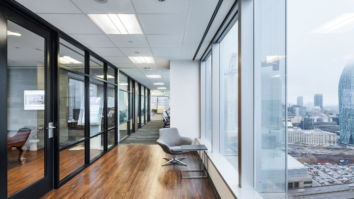 Connected Lighting (InterAct Office) van Philips Lighting kan u helpen een slim kantoor te realiseren