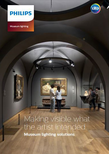 Brochure museumverlichting