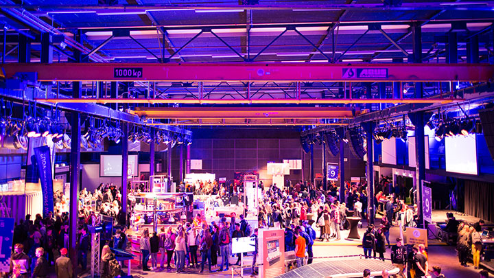 Night of the Nerds – Klokgebouw Eindhoven – 16 mei 2017