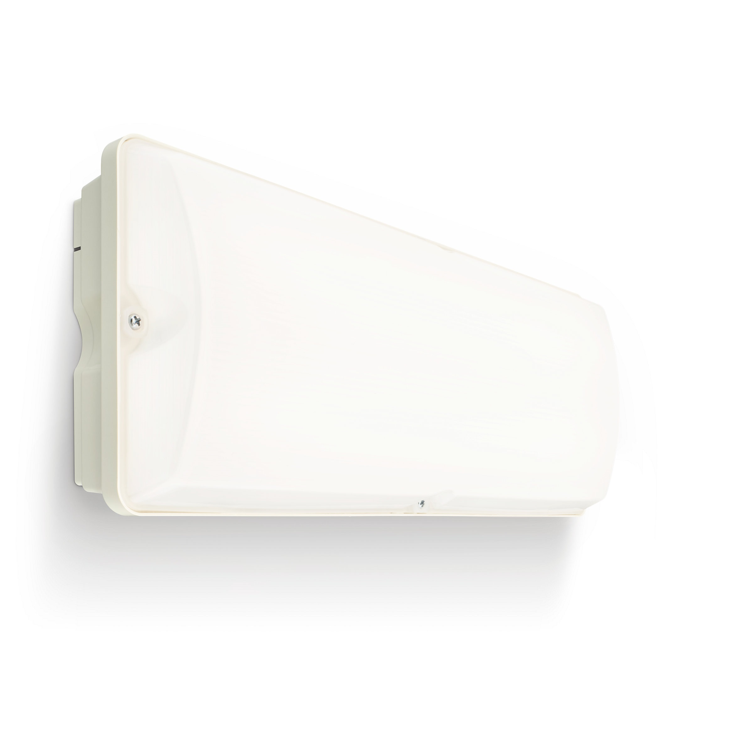 Ledinaire square Wall-mounted